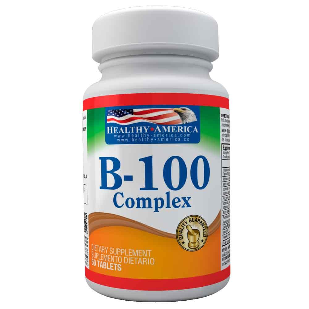 b-100 complex healthy america dismundonatural