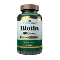 biotin medical green 60 tablets