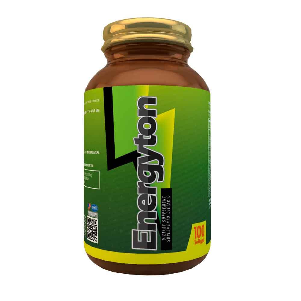 energyton 100 softgels healthy america dismundonatural