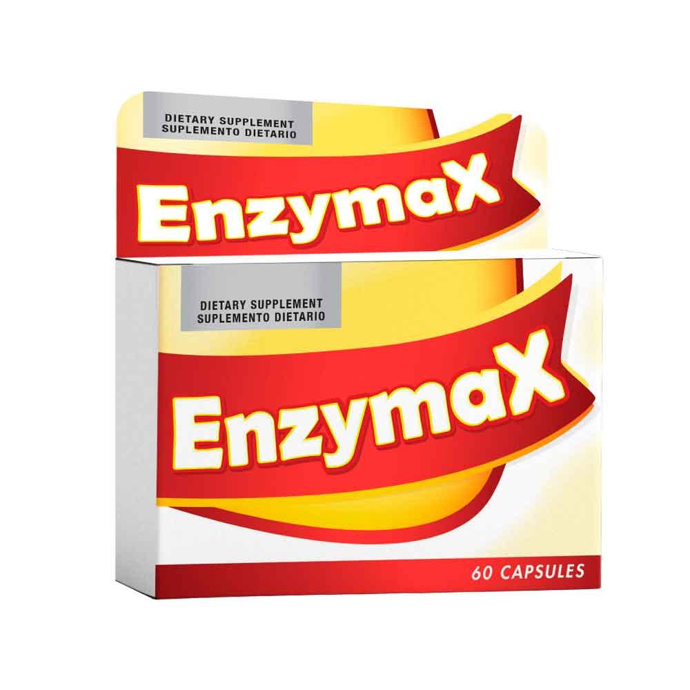 enzymax caja healthy america dismundonatural