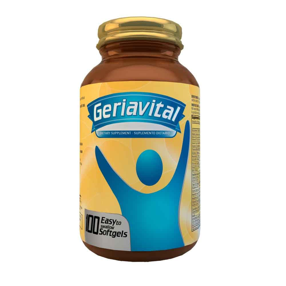 geriavital 100 softgels healthy america dismundonatural