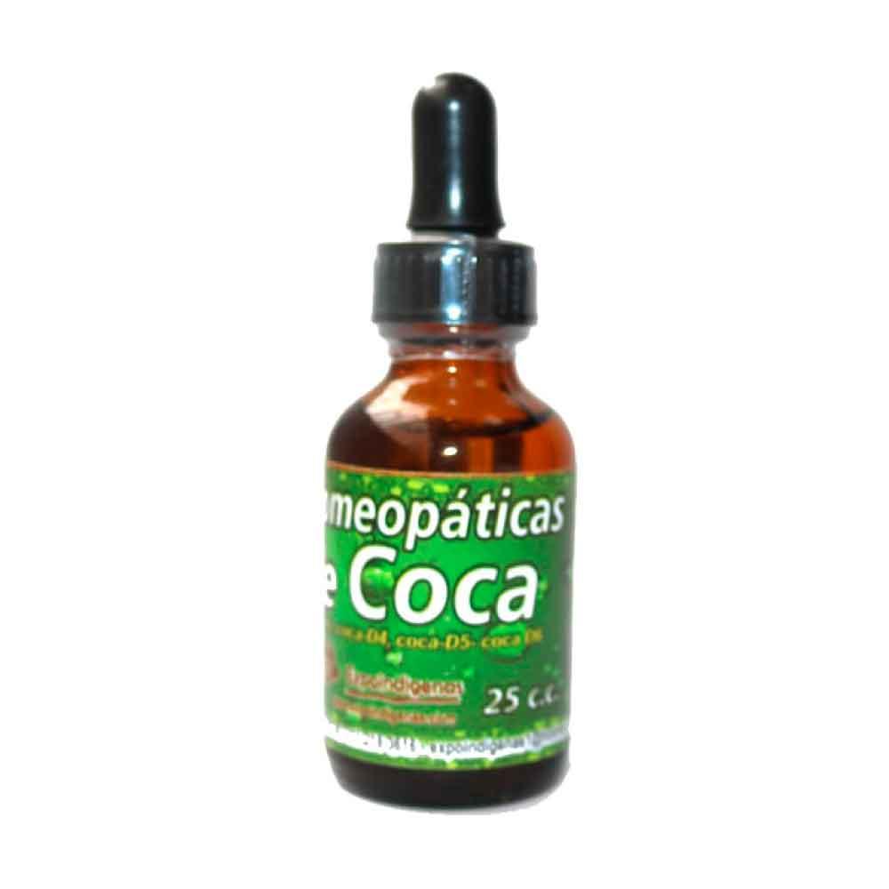 gotas homeopaticas de coca expoindigenas dismundonatural