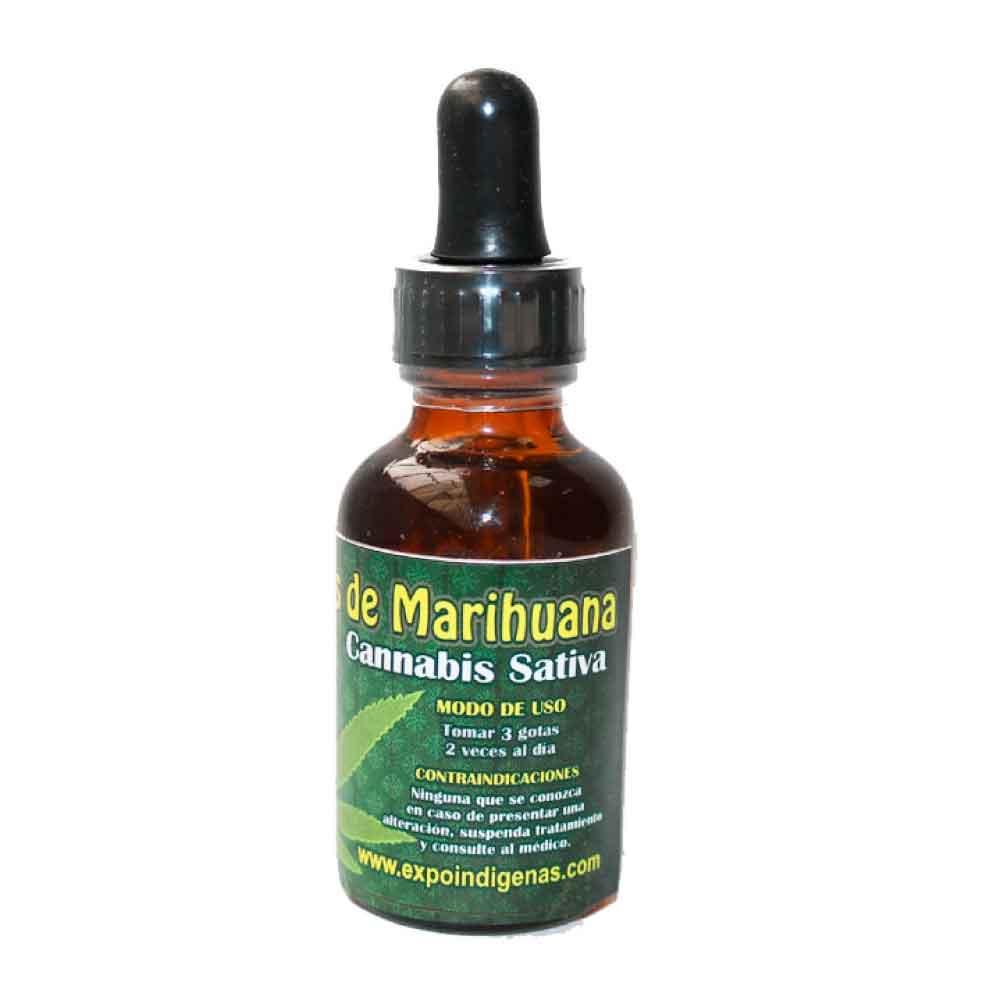 gotas homeopaticas de marihuana expoindigenas dismundonatural