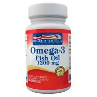 omega 3 fish oil 200 softgels healthy america dismundonatural