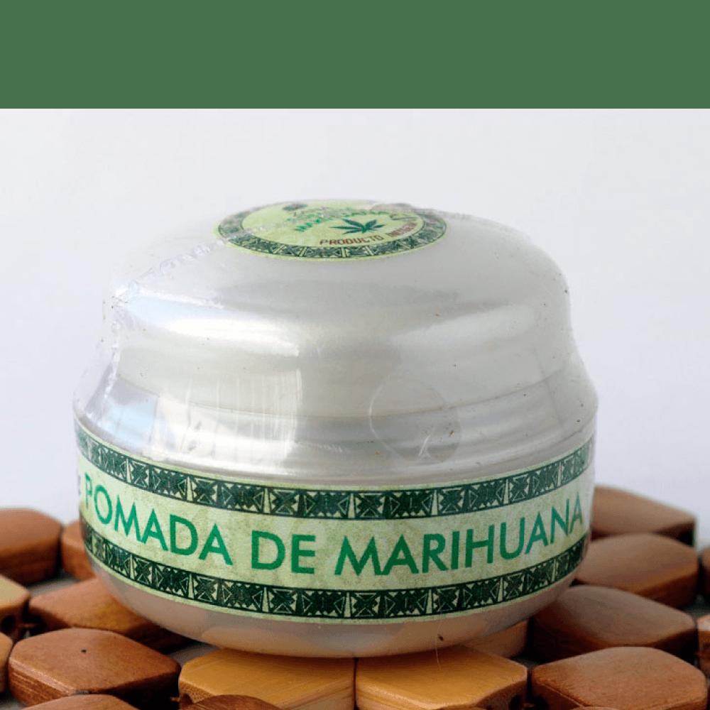 pomada de marihuana 50 gramos expoindigenas dismundonatural