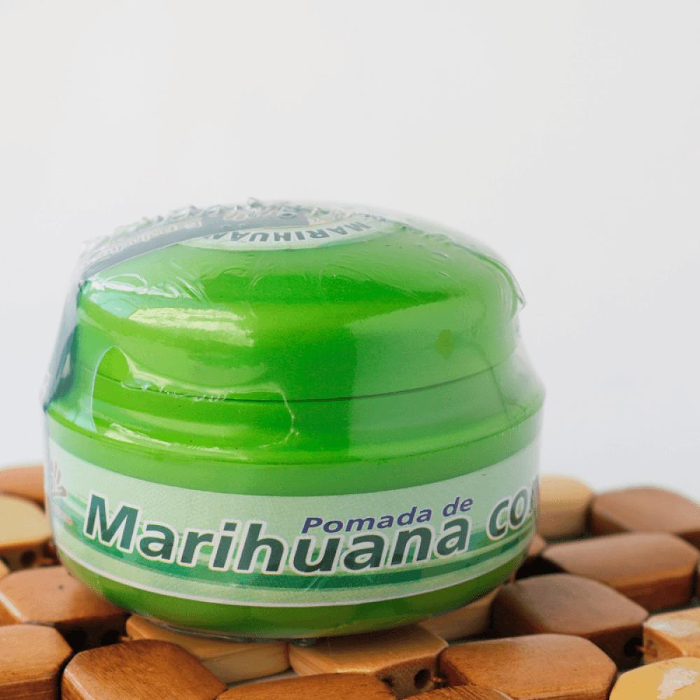 pomada de marihuana con coca expoindigenas dismundonatural